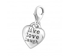 Hart bedel Live Love Laugh