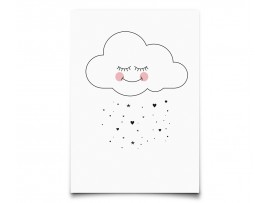 Eef Lillemor Postcard - Sweet Cloud