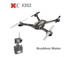 XK X252 Shuttle 3D race drone