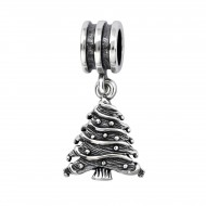kerstboom dangle bedel