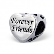 Multi heart Forever friends bedel