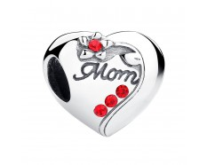 Hart Mom bead zirkonia