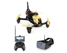 Hubsan H122D X4 Storm 5.8Ghz FPV + Goggle + monitor LCD
