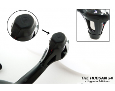 Hubsan X4 gummy bumpers