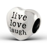 Live love laugh bead