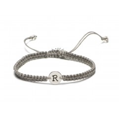 Proud MaMa letter R armband