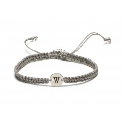 Armband letter W