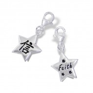 Star charm faith