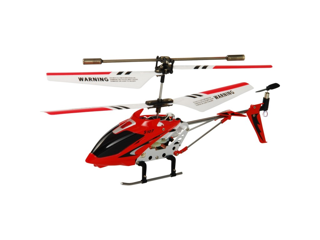 Syma s107g 3 kanaals beginners helicopter morgen vliegen for Helicoptere syma