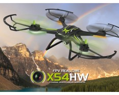 Syma X54HW met WiFi Real Time camera