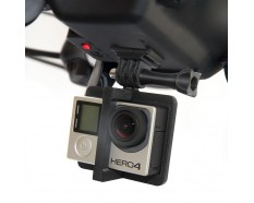 Syma X8 GoPro Hero 4 mount black
