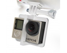 Syma X8 GoPro Hero 4 mount white