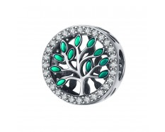 Tree of life bloem bedel multi zirkonia
