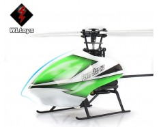 WLToys V930 brushless & flybarless